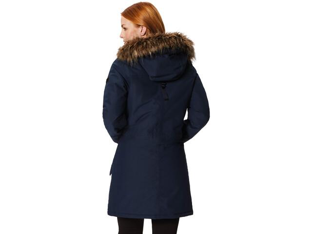 Warme Winterjas Winkels.Regatta Saffira Jas Dames Blauw L Outdoor Winkel Campz Be